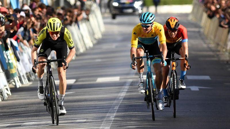 Ronde van Andalusia | Jack Haig verslaat Fuglsang en Landa in etappe 4