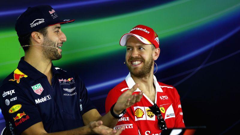 Ricciardo über Vettel: Er lebt und atmet Formel 1