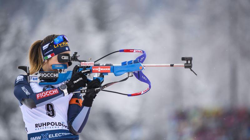 Lisa Vittozzi quarta nella 15 km di Pokljuka, Wierer lontana. Trionfa Denise Herrmann