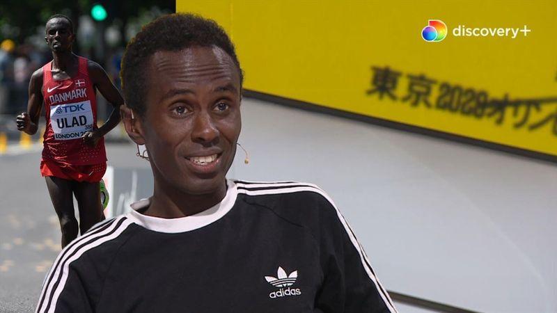Abdi Ulad har klokkeklare OL-ambitioner: Drømmen er at vinde – målet er top 10