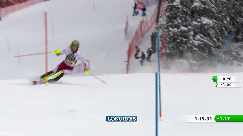 Liensberger imbattibile in slalom! Shiffrin si inchina ancora