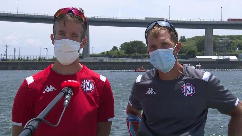 Brun og Strandli etter sitt siste OL: – Blir rart