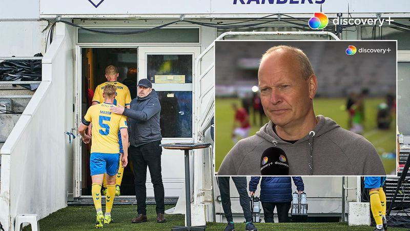 """""""Ingen kommentarer"""" – Niels Frederiksen om manglende Brøndby-transfers og pres på CV"""