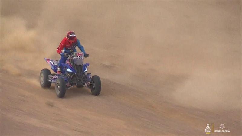 Cavigliasso vise un deuxième succès sur le Dakar Quads