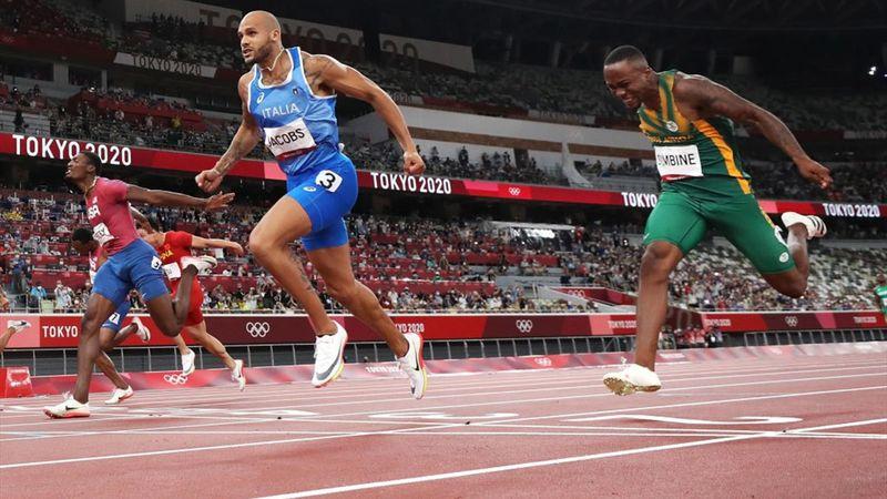 Comment Jacobs a succédé au Roi Bolt : la finale du 100 mètres en video