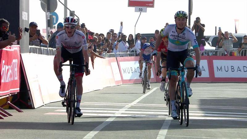 UAE Tour: finalul etapei a 5-a, cu victoria lui Pogacar