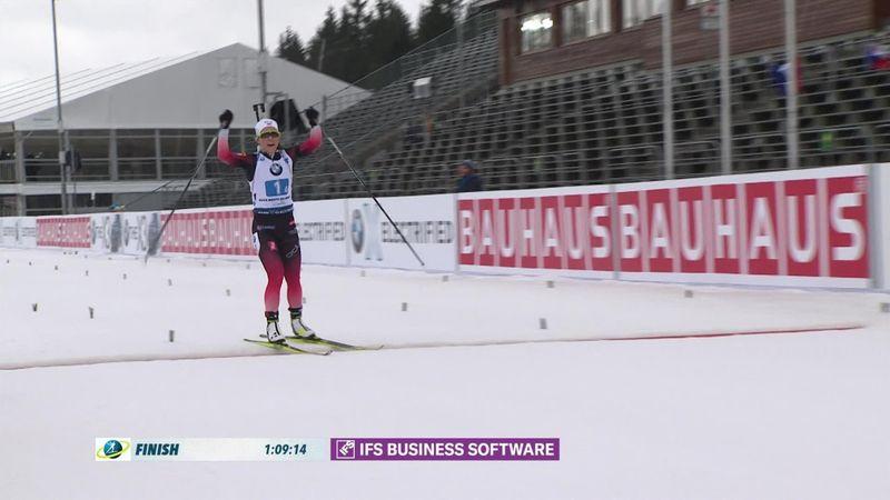 Norway win women's relay at NMNM