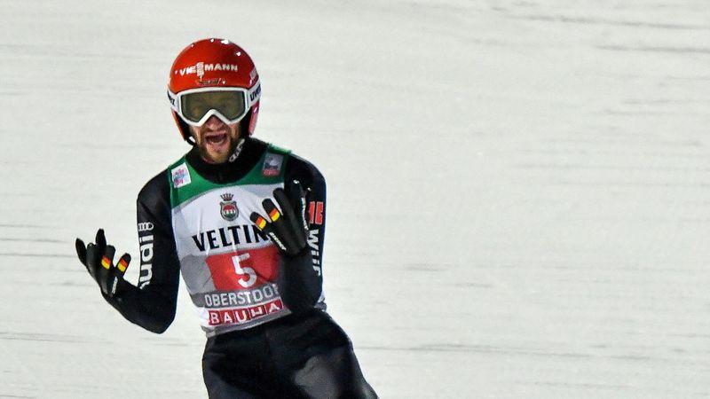 """Eisenbichler freut sich bei Eurosport: """"Zack! Die Form ist wieder da!"""""""