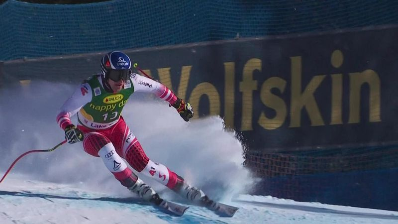 Wereldbeker Alpineskiën | Matthias Mayer pakt de Super-G overwinning in Lake Louise