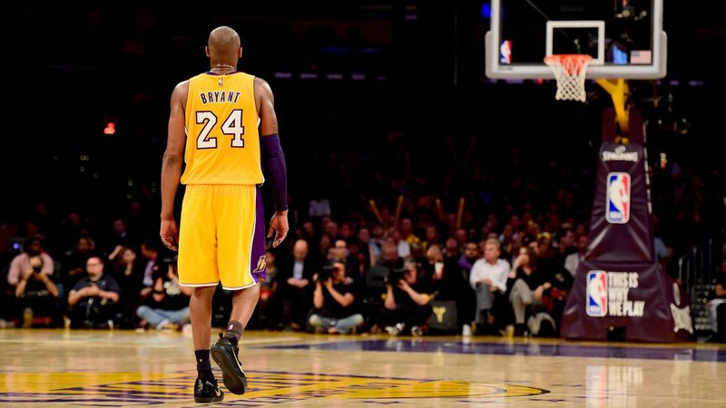 Highlights of Kobe Bryant's last game for the Lakers