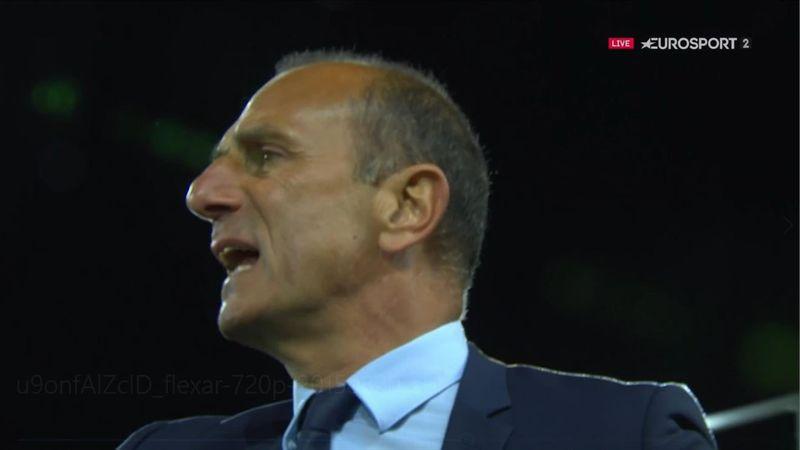 """""""Si c'est Paris, il y a penalty"""" : Der Zakarian furieux contre l'arbitrage"""