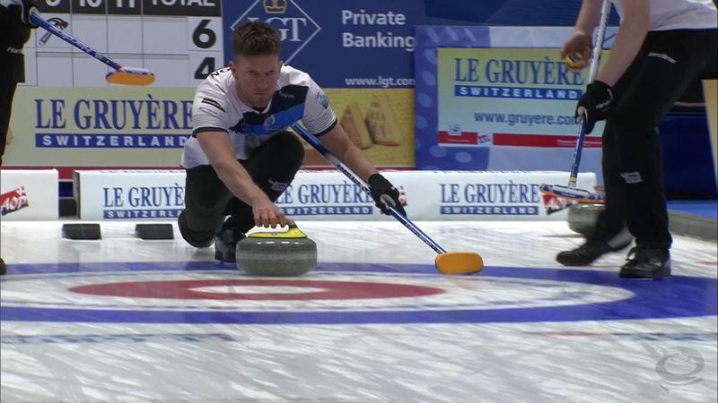 Scotland unable to stop relentless Sweden reaching final