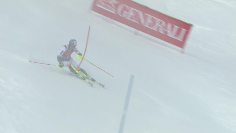 Alpine   Snelste tijd in eerste run voor Pinturault