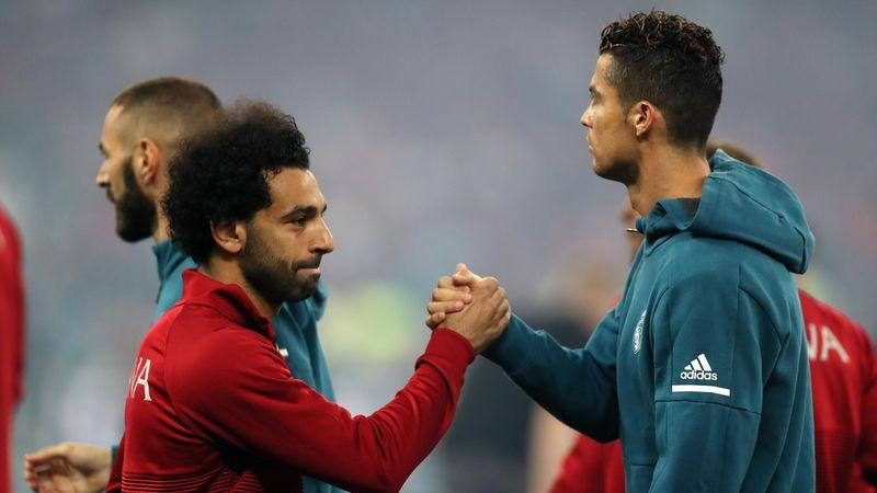 Ronaldo vs Salah, în United - Liverpool. Egipteanul pare cel mai în formă jucător din Premier League