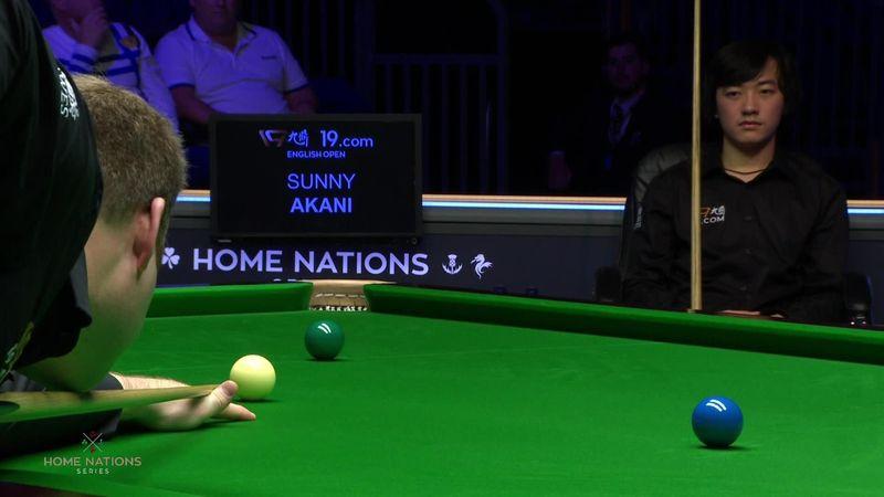 English Open: Shaun Murphy a reușit un break de 133 în fața lui Akani