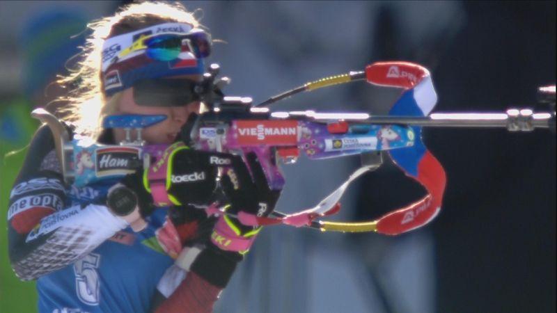 Davidova takes incredible debut World Cup victory at Antholz