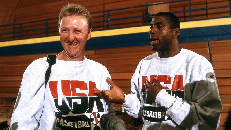 Head to Head - USA's Dream Team 1992