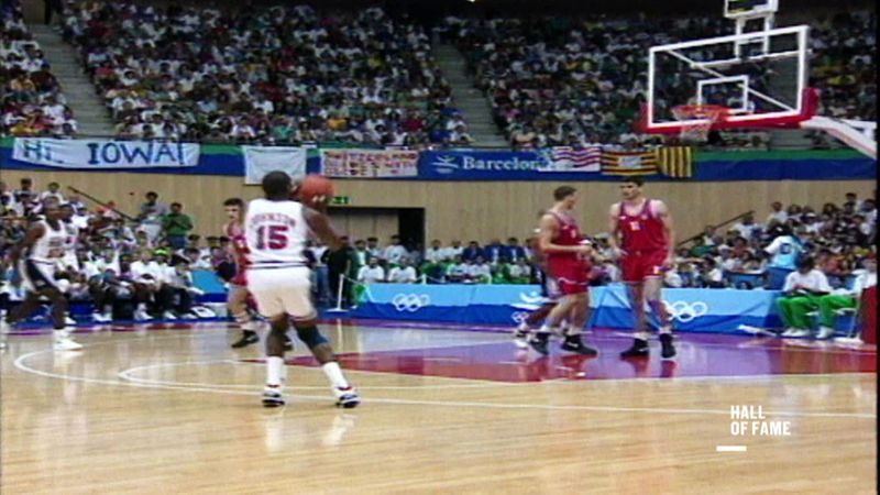Hall Of Fame le leggende olimpiche di Barcellona 1992: la nascita del Dream Team