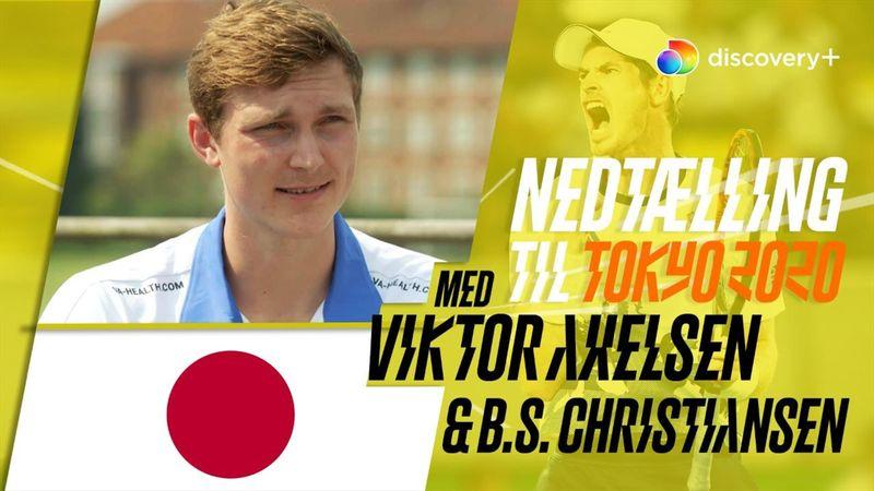 Viktor Axelsen nærer stor kærlighed til Japan: Jeg har dyb respekt for det japanske folk