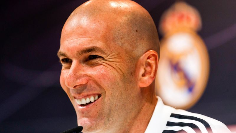 'In my heart' - Zidane hints at shock summer move - Euro Papers