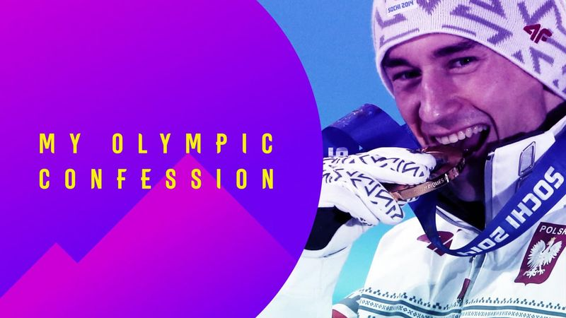 My Olympic Confession: Kamil Stoch