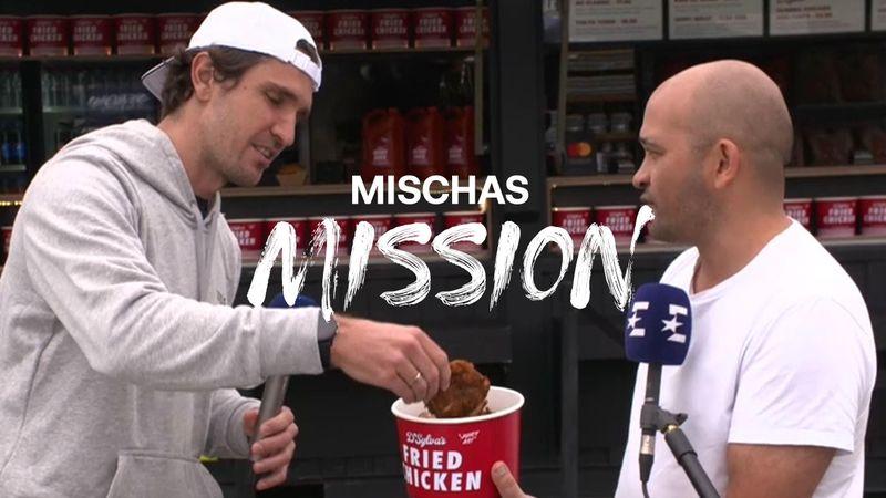 Folge 1: Mischa Zverev erkundet die Foodtrucks