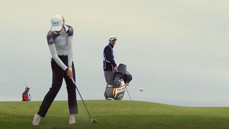 Golf-Tipps vom Champion: Popov blickt auf ihren Major-Coup zurück