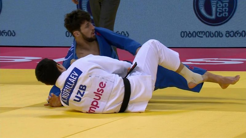 Judo, Nozadze vince il Grand Slam nei -60kg