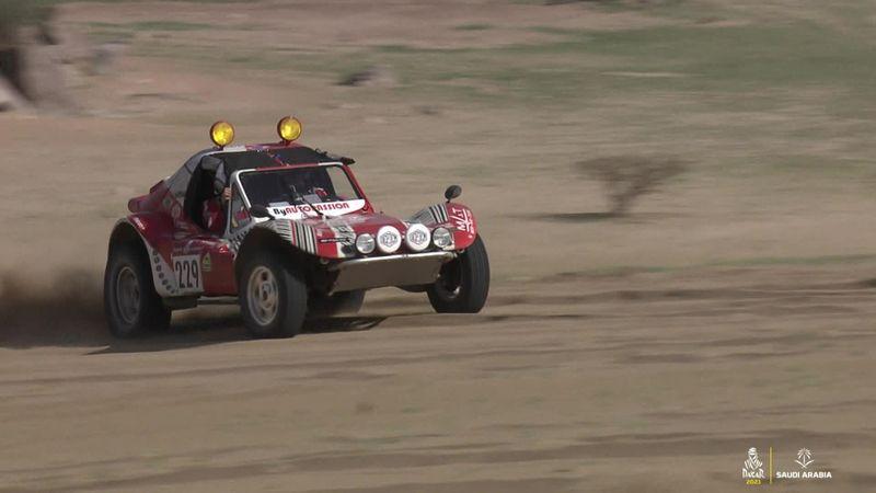 Dakar Classic, highlights ultima tappa: Douton primo vincitore