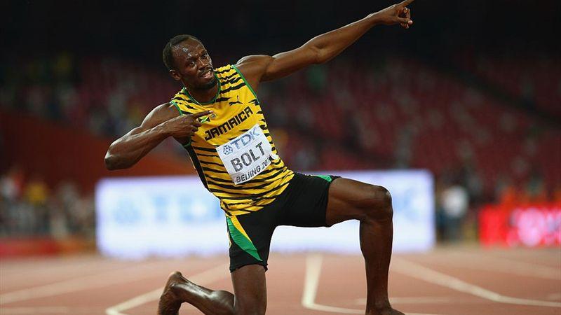 Hall of Fame - Greatest Sprinters: Usain Bolt