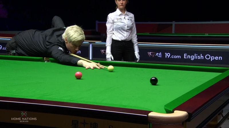 English Open :  Finish Robertson v Hirani
