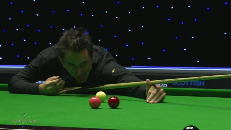 O'Sullivan rages and scowls after 'carelessly' missing simple black