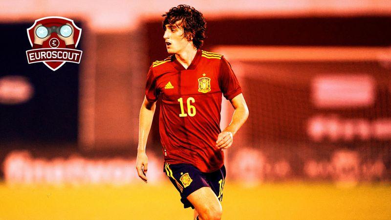 Aérien et génial comme Cruyff, Bryan Gil incarne le futur de l'Espagne