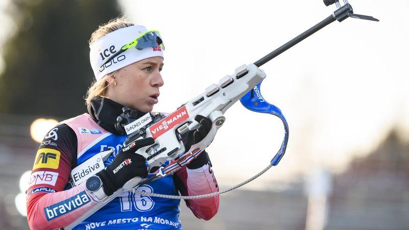 Biatlón, Copa del Mundo: Eckhoff vuelve con todo en Nove Mesto