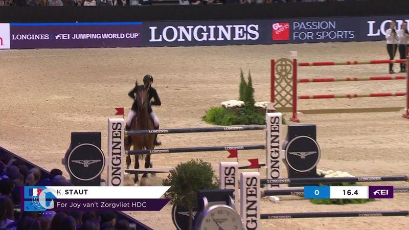 Horse Excellence: De Luca protagonista a Lione, è secondo!