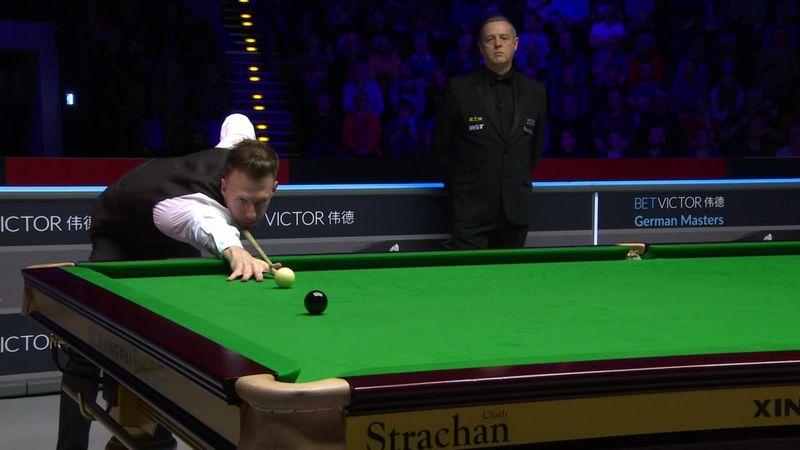 Snooker| Judd Trump verslaat Neil Robertson in finale German Masters
