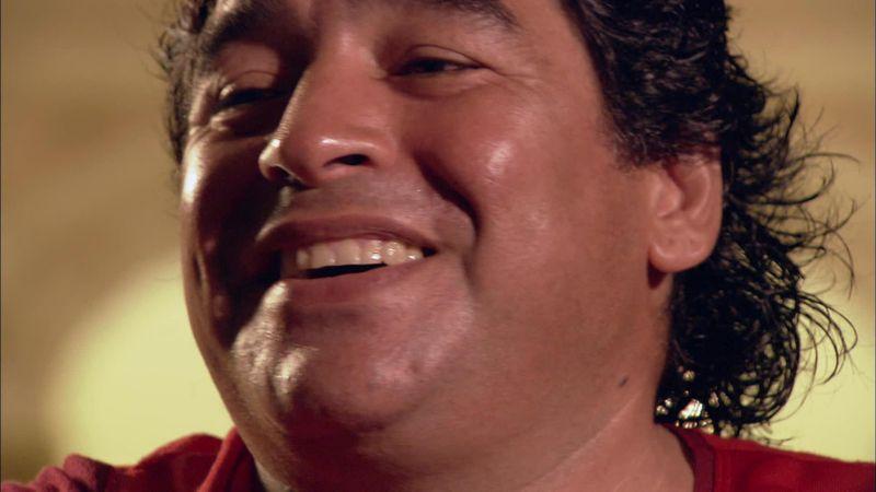 """Diego Maradona'dan Pele hakkında: """"O ikinciydi."""""""