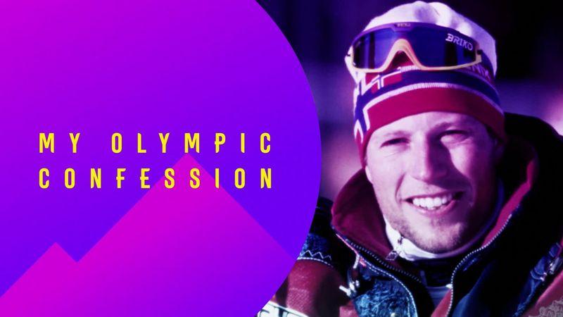 My Olympic Confession: Lasse Kjus