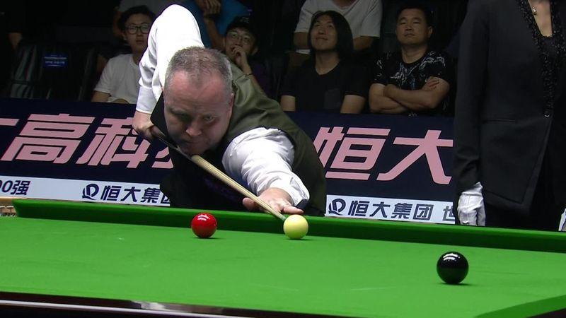 Higgins torna a ruggire e riprende il comando: 6-5