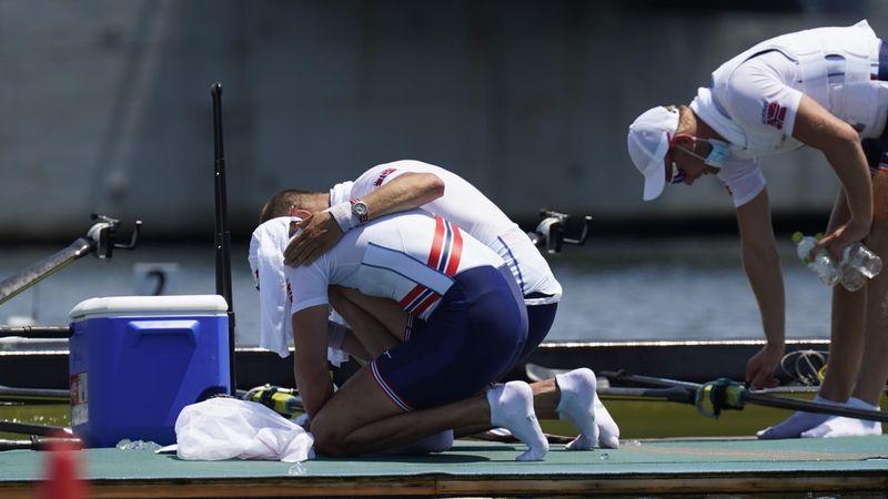 Gråtkvalt etter at finaleplassen røk: – Fire knuste drømmer