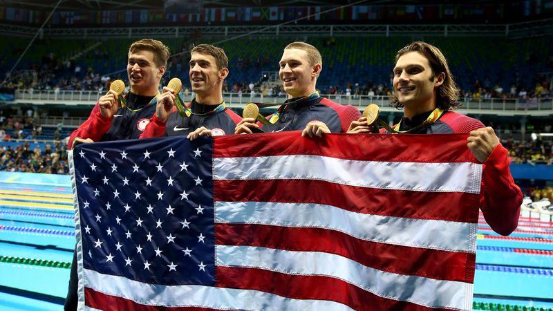 Rio 2016 : Phelps, un 23e sacre olympique pour l'éternité