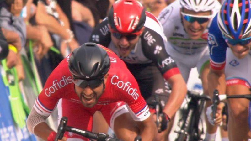 GP Fourmies: Nacer Bouhanni se lleva la victoria