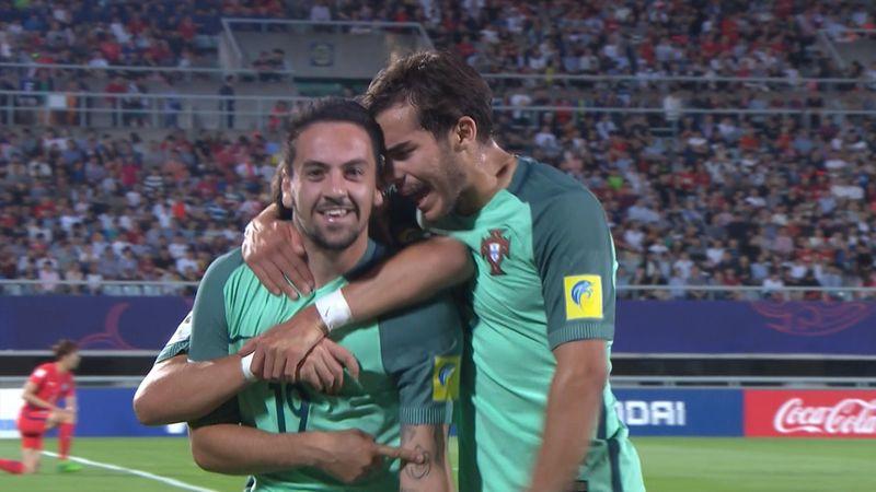 Mondiali Under 20, Corea del Sud-Portogallo 1-3: gli highlights