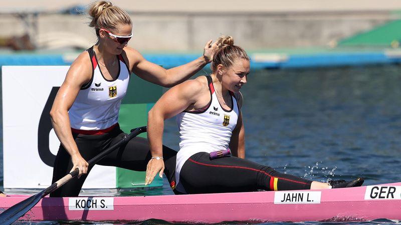 Überraschung im Vorlauf: Jahn und Koch mit direktem Halbfinaleinzug