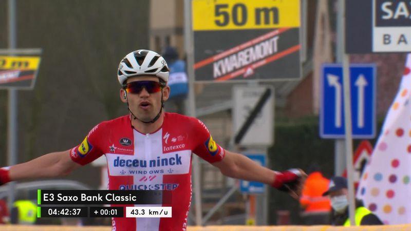 Markus (26) trillet inn minuttet bak klassiker-vinneren