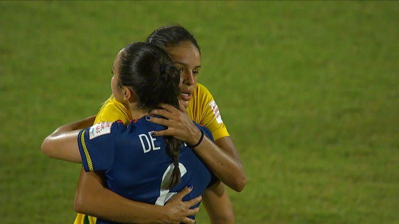 Mondiali U20 femminili: Brasile-Svezia 1-1, gli highlights