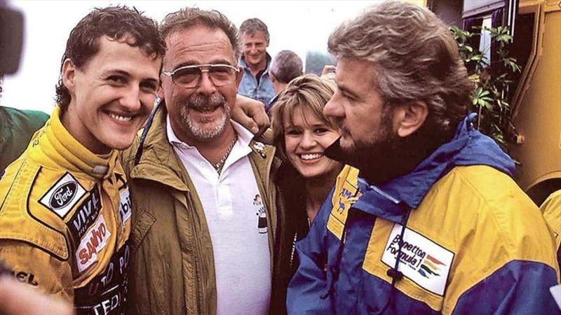 10 cose che non sapete su Michael Schumacher