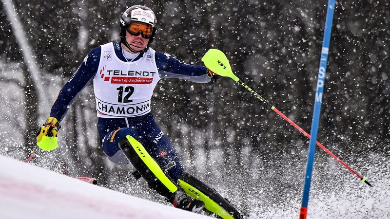 Vinatzer sfiora il podio: quarto posto per l'azzurro