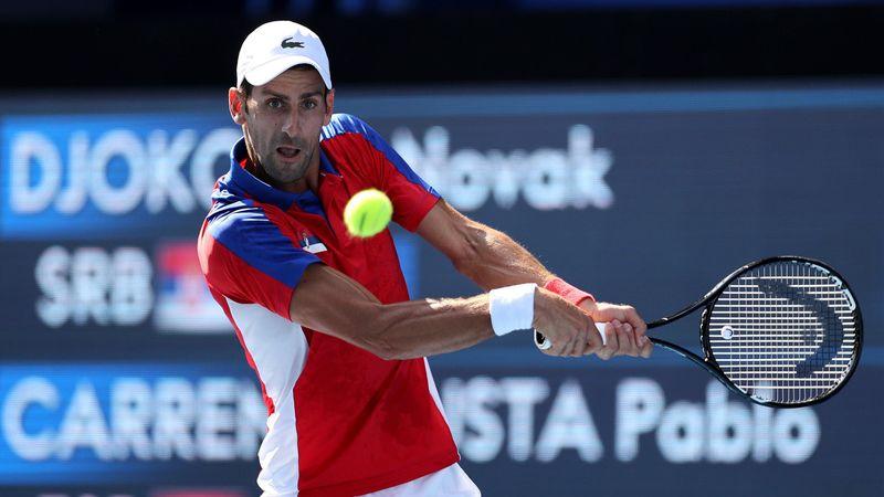 Highlights: Djokovic kassiert im Spiel um Bronze die nächste Pleite