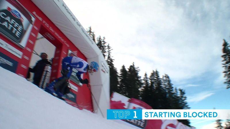 Watts Top 5: Starting Blocks! Hilarious Winter Sports gaffes